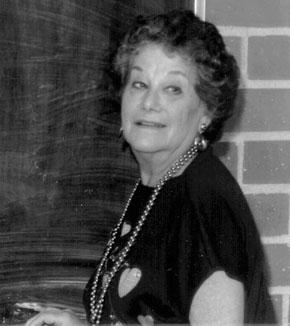 Sadie Bodin 1987