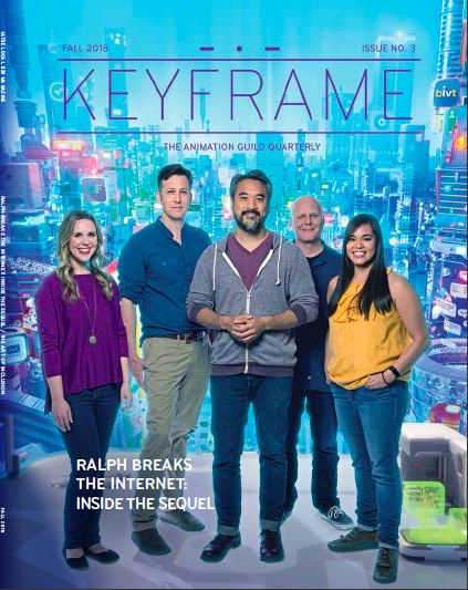 Keyframe Magazine - Q3 2018