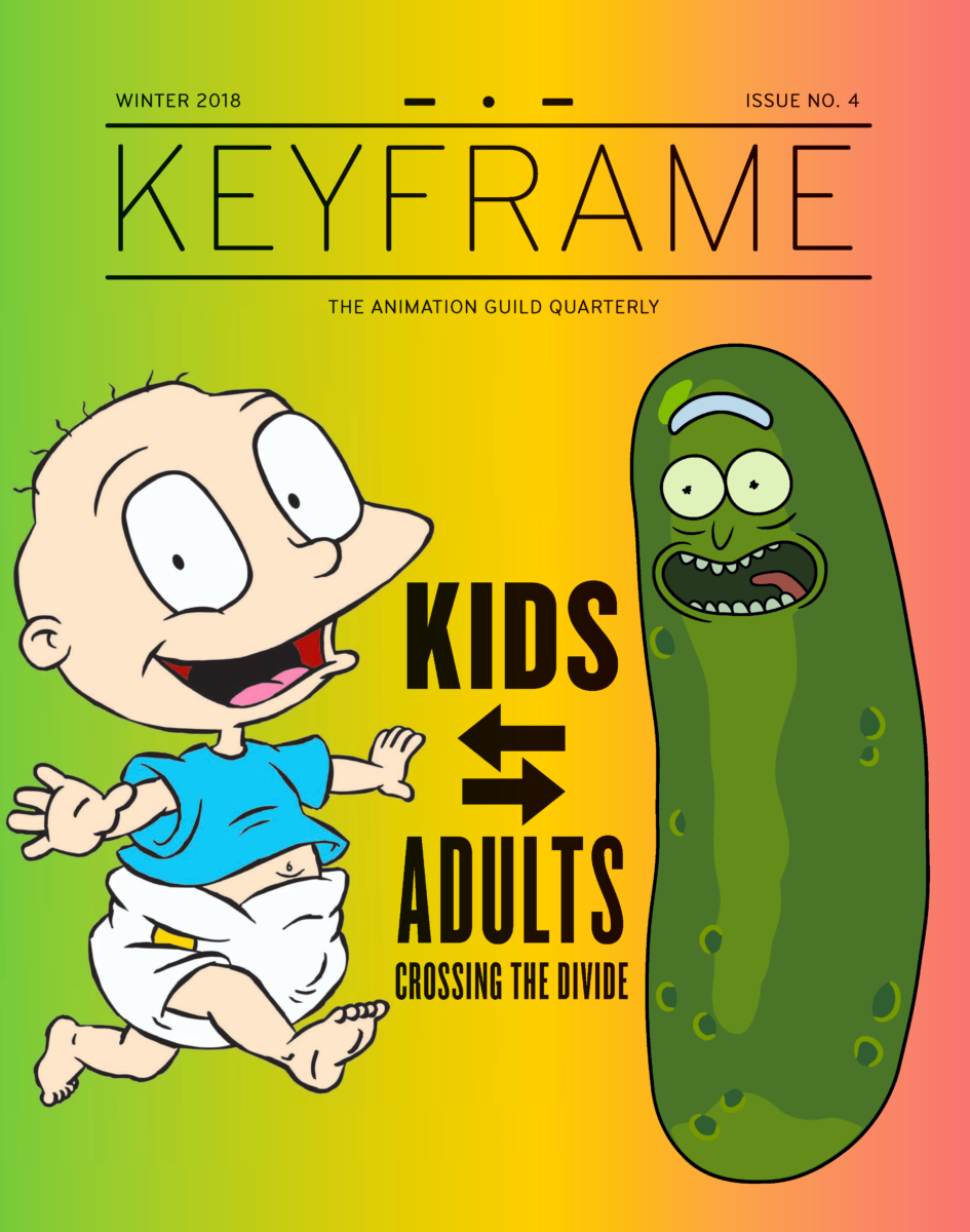 Keyframe Magazine - Q4 2018