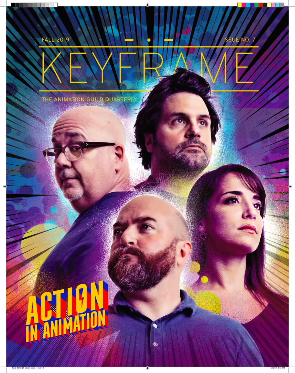 Keyframe Magazine - Q3 2019