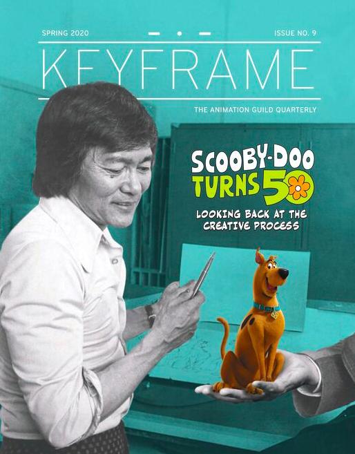 Keyframe Magazine - Q1 2020